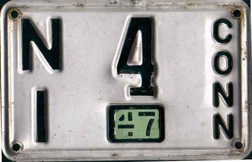 NI 4 conn 1947